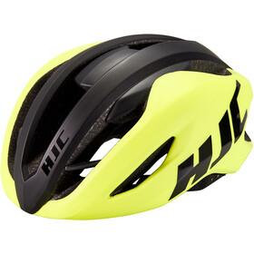 HJC Valeco Road Helmet matt gloss yellow black